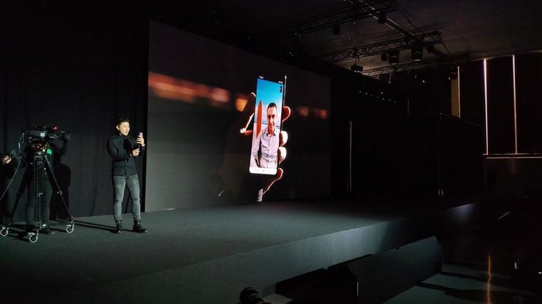 Xiaomi на mwc 2019-новая версия Mi Mix 3