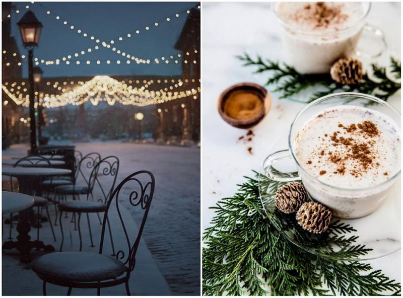 Зимние вечера-магия теплоты