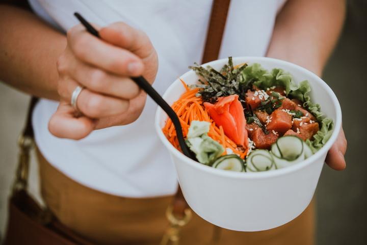poke bowl-для сушиманов.