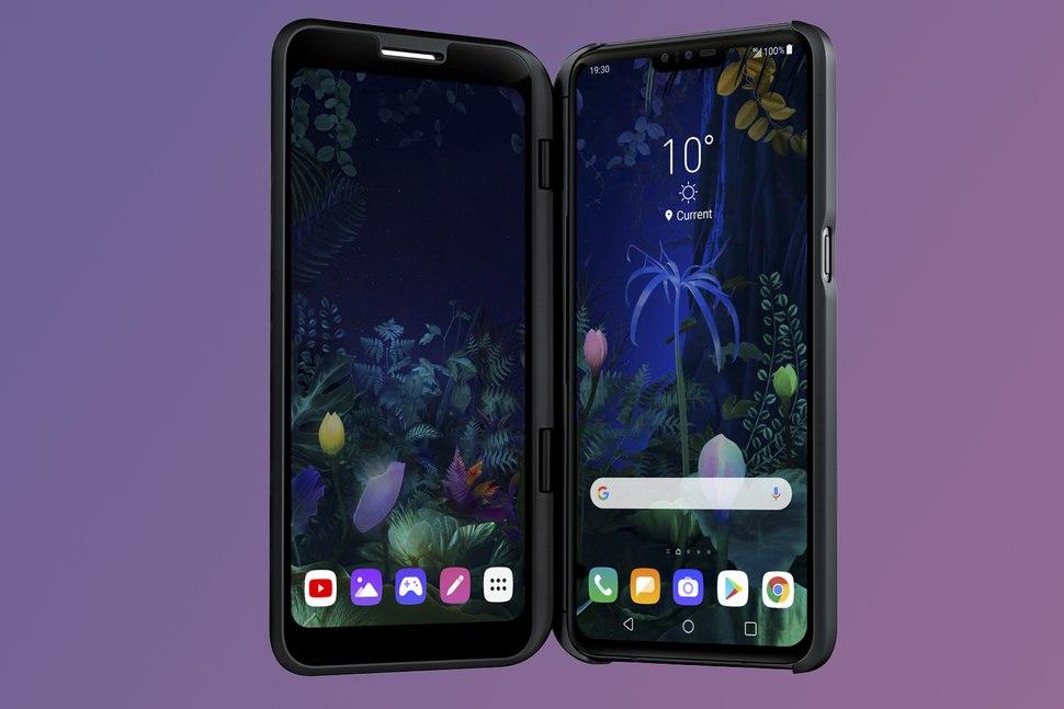 сгибаемые смартфоны 5
