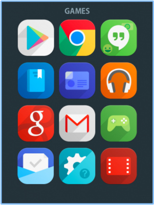 Kak-prevratit-Android-smartfon-v-iPhone-X-Flui-icon-pack-dlya-Android