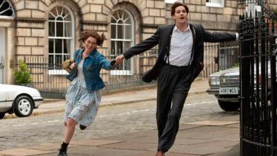 Пара біжить