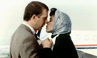 Кевін Костнер і Уїтні Х'юстон хочуть поцілуватися