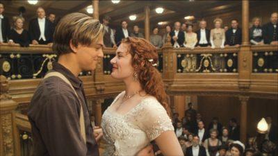 Леонардо і Кейт зустрілися