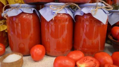 Класичний томатний сік