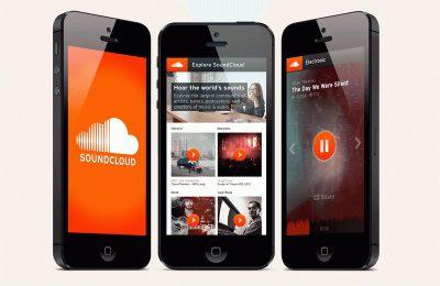 Скачать музыку на Iphone бесплатно с помощью SoundCloud