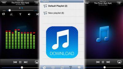Завантажити безкоштовно музику на Айфон за допомогою програми Free Music Download Pro