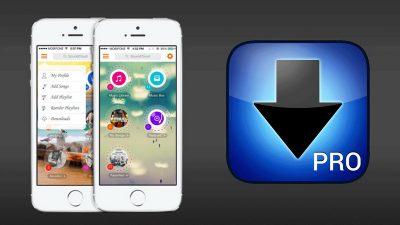 Завантажити безкоштовно музику на Айфон за допомогою програми iDownloader Pro