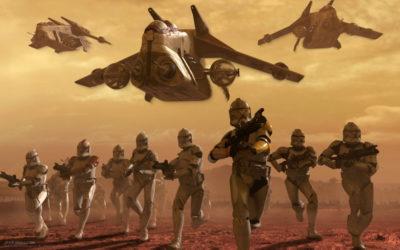 Хронология просмотра мультиков Звёздных войн