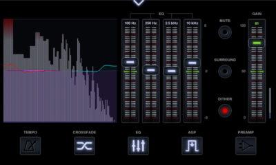 Програвач на Андроїд Neutron Music Player