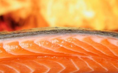 Бастурма из рыбы