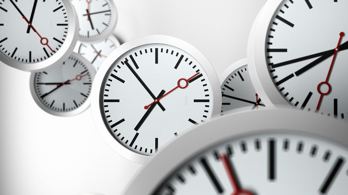 Часы-время