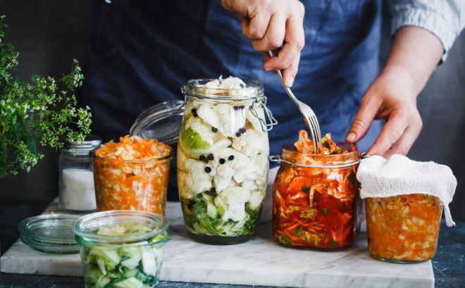 Ферментированные продукты-как восстановить микрофлору кишечника