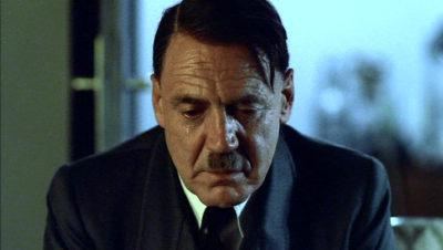 военный фильм на реальных событиях про последние дни жизни Адольфа Гитлера