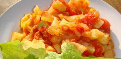 Рецепт блюда с кабачками