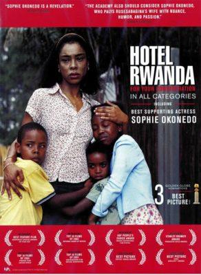 """""""Отель """"Руанда"""" - сильный фильм, основанный на реальных событиях"""