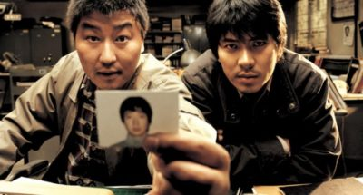 """Корейский фильм по реальным событиям """"Воспоминания об убийстве"""""""