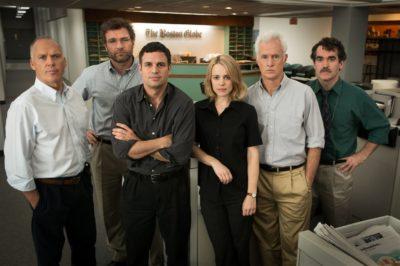"""""""В центре внимания"""" - один из самых лучших фильмов на реальных событиях"""