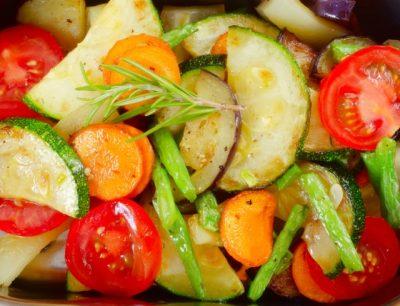 Блюдо з кабачком