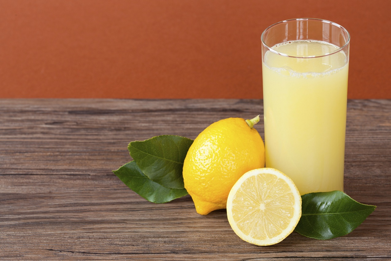 картинки лимонного сока части