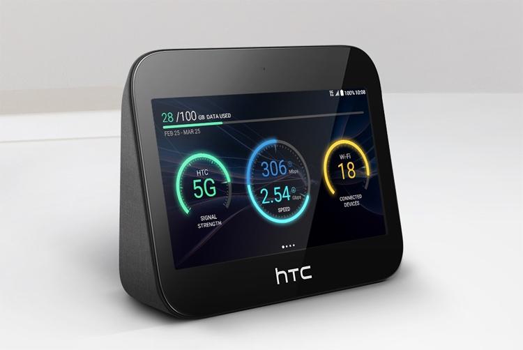 HTC 5G Hub-гибрид хот-спота и развлекательного Android-устройства