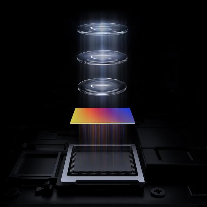 Huawei P30 Pro-эволюция света