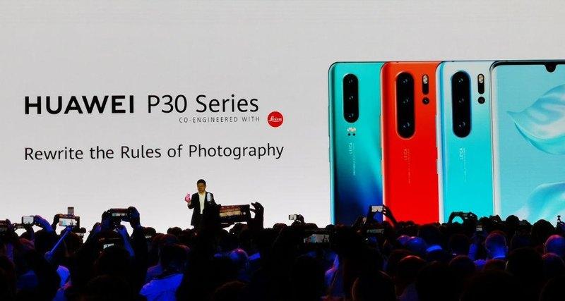 Huawei P30 Pro-фото с презентации 1