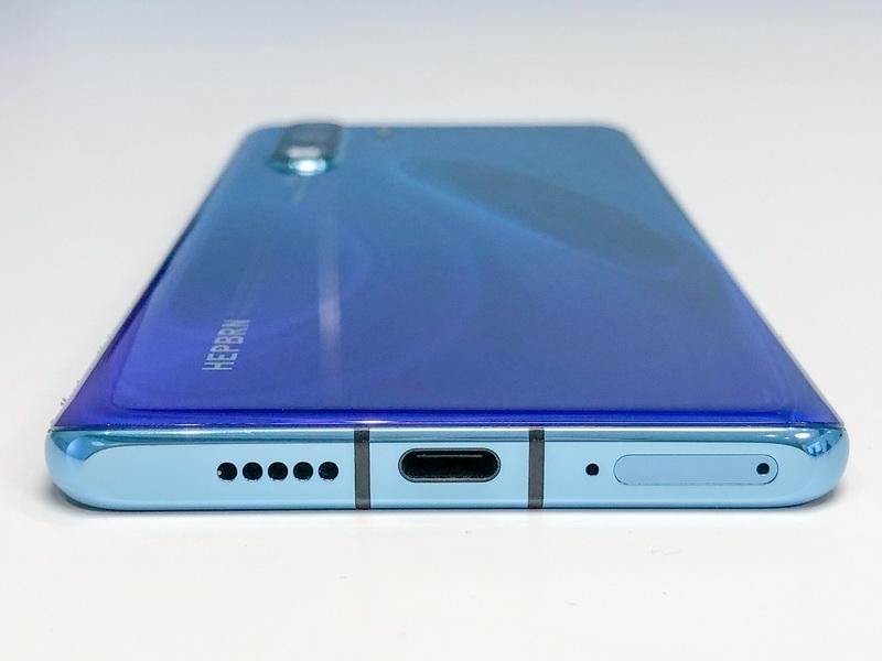 Huawei P30 Pro-интерфейсы