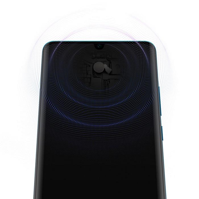 Huawei P30 Pro-резонирующий экран