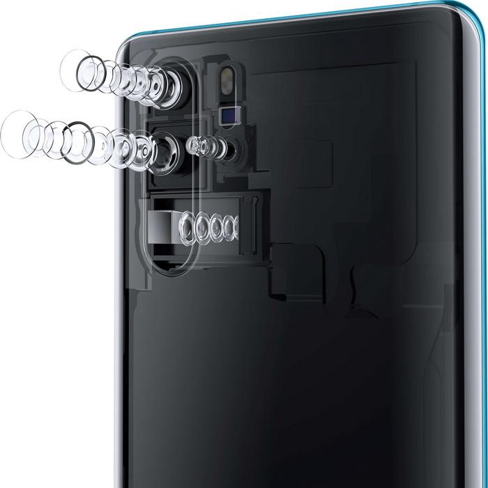 Huawei P30 Pro-система камеры