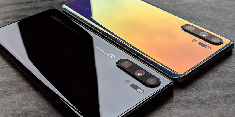 Huawei P30 Pro-задняя панель и расцветки