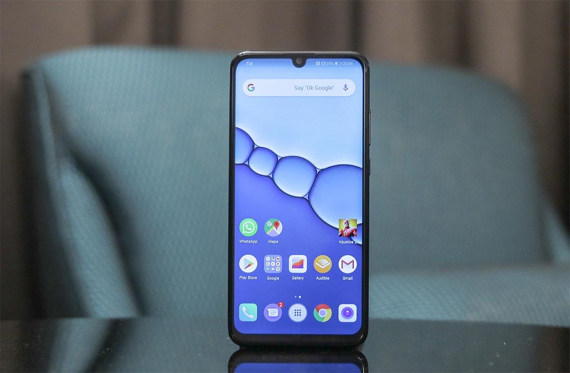 Huawei P30 и P30 Pro_новости, слухи, дата выхода, технические характеристики и многое другое - дисплей смартфона