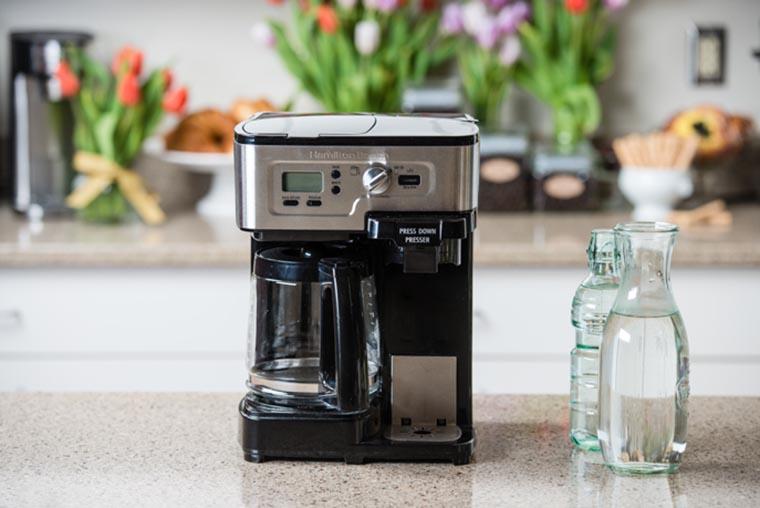Качество воды для кофемашины