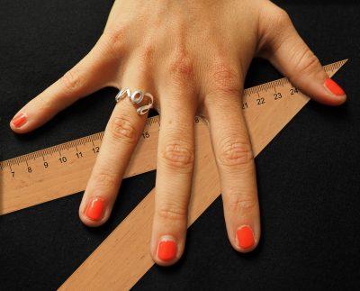 Як зрозуміти розмір кільця