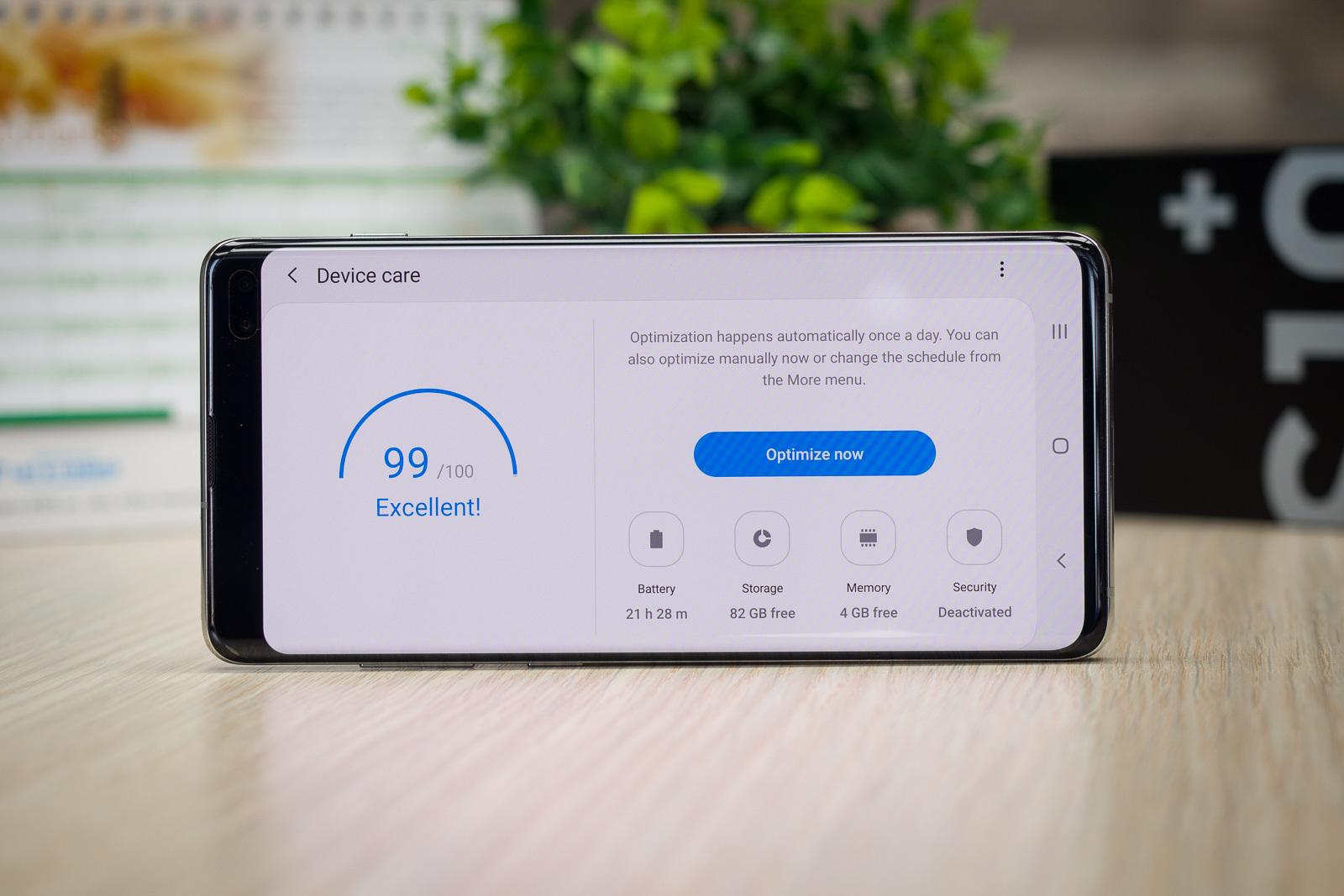 Как продлить время автономной работы вашего Samsung Galaxy S10 - уход за устройством