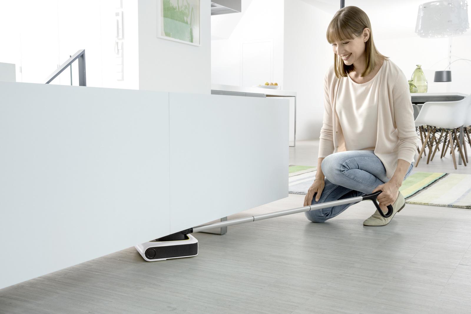 Как провести большую весеннюю уборку дома - уборка электровеником