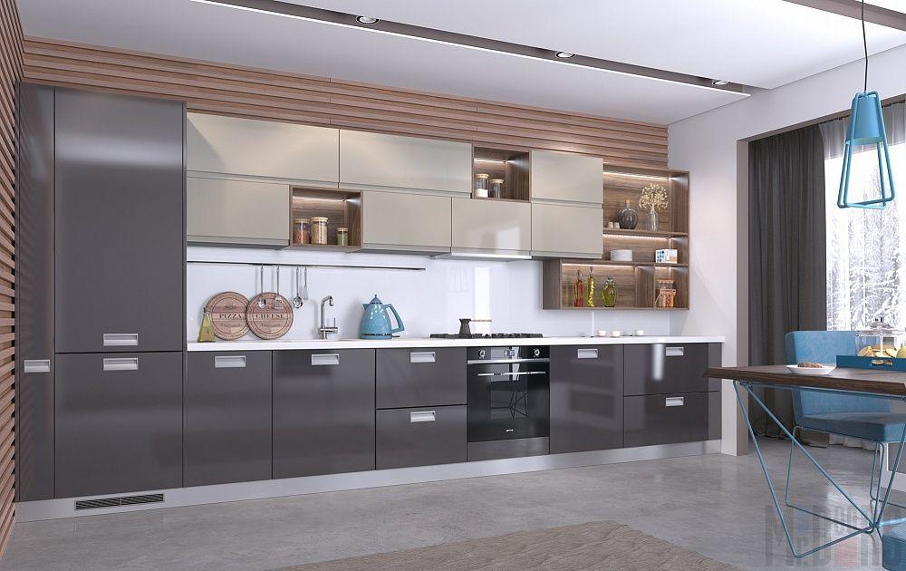 Как ухаживать за кухонной техникой - интерьер аккуратной кухни