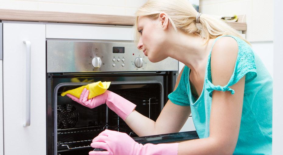 Как ухаживать за кухонной техникой - уход за духовкой