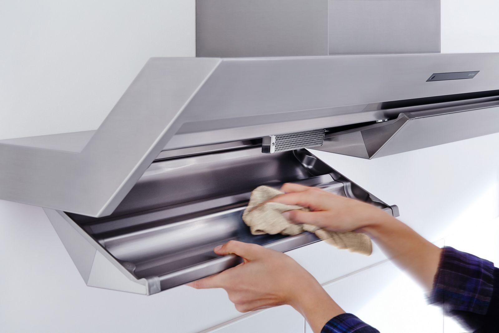 Как ухаживать за кухонной техникой - уход за вытяжкой
