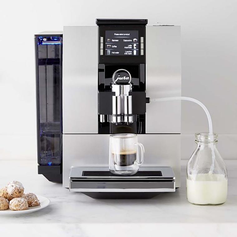 Кофемашина с молочной системой