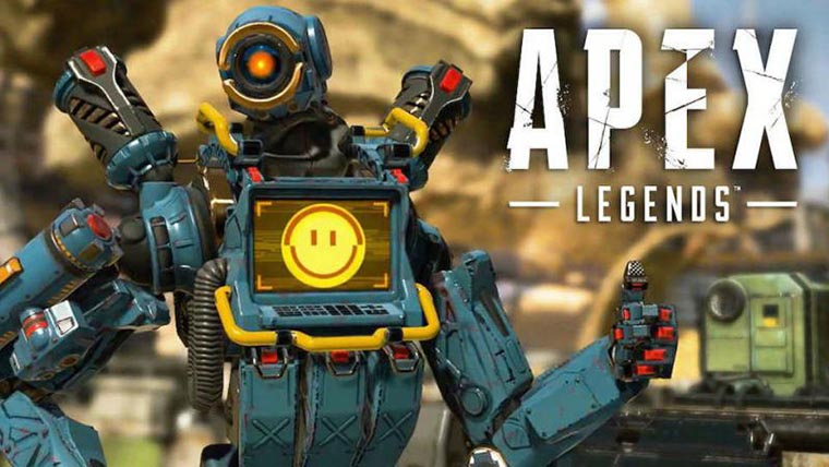 Легенда Следопыт в Apex Legends
