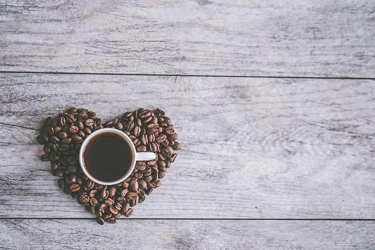 Любим кофе