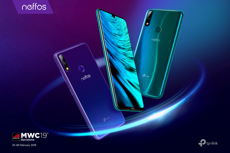 MWC-2019-Neffos X20 и Neffos X20 Pro ракурсы и расцветки