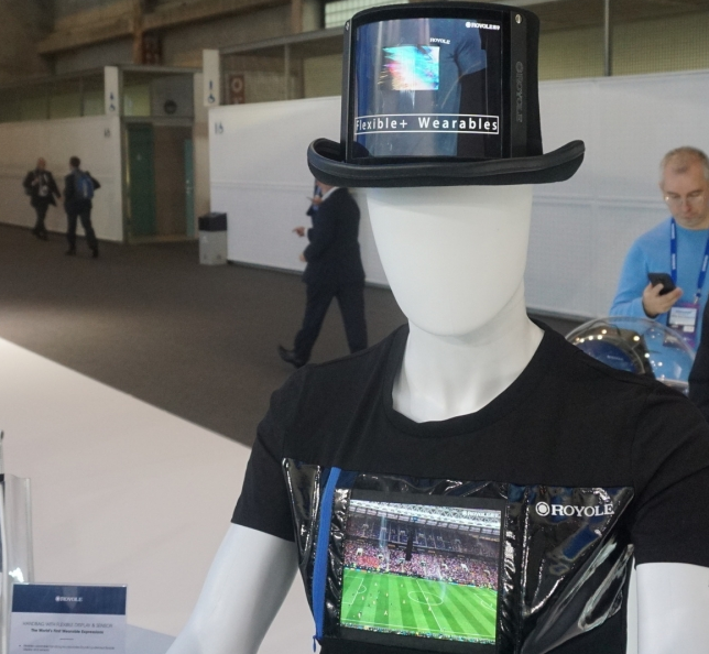 MWC-2019-применение гибких дисплеев