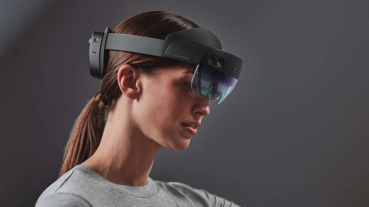 Microsoft HoloLens 2-опыт использования фото 1