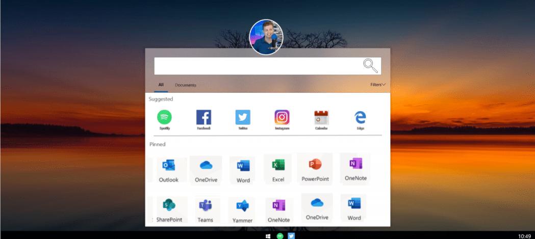Microsoft Lite OS 2