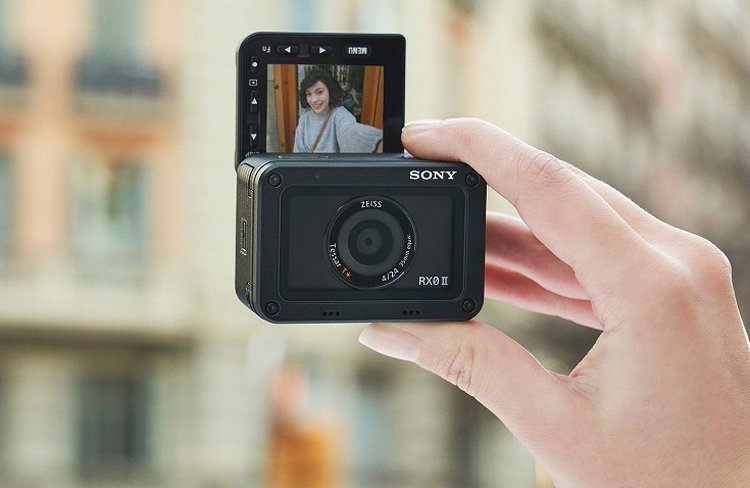 Новая Экшн-камера от Sony 3