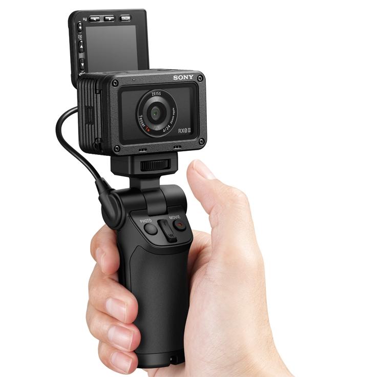 Новая Экшн-камера от Sony 4