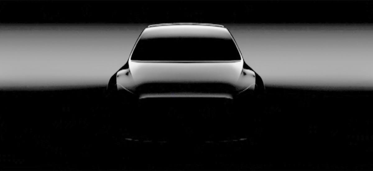 Новая Tesla Model Y 3