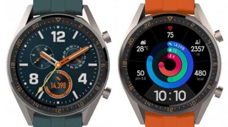 Новые модели смарт-часов Watch GT 1